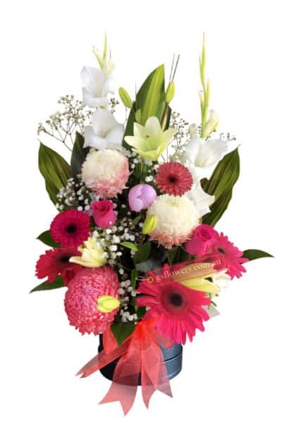 Happy Time Fresh Bouquet - Floral design