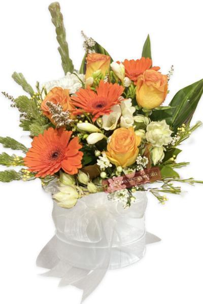 Be Happy Fresh Mixed Bouquet - Flower
