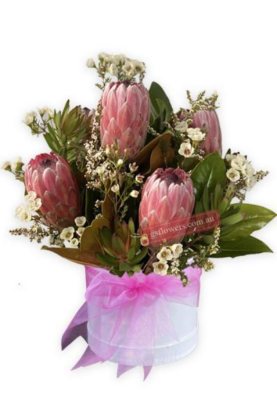 The Beautiful Native Mixed Flowers - Floral design