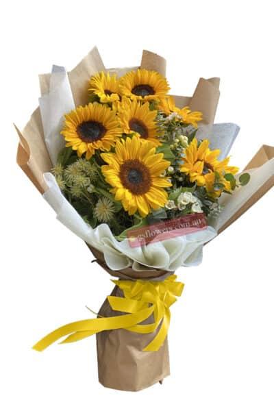 Fun in the Sun Fresh Flower Bouquet - Floral design