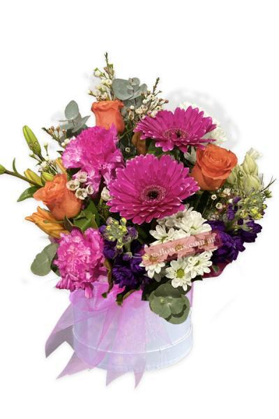 Colour Me Beautiful Fresh Flowers - Flower