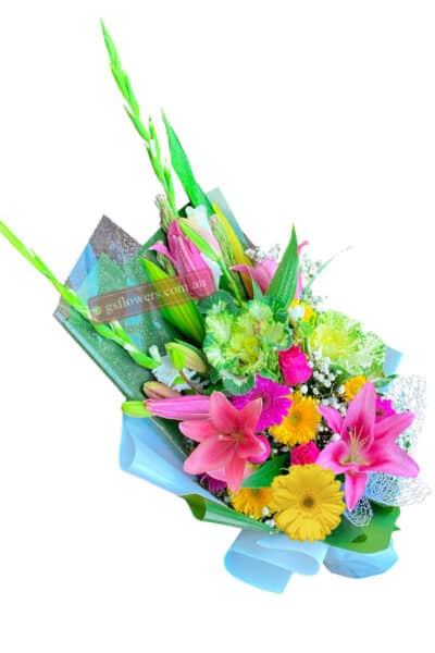 Make a Wish Birthday Flowers - Floral design